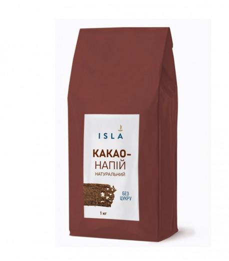 Какао-напій ISLA з сухим молоком, 1 кг