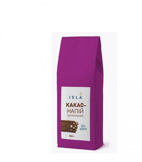 Какао-напій ISLA з сухим молоком, 250 г