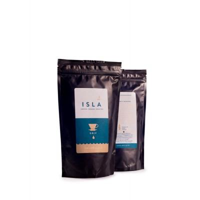 Кава ISLA Drip мелена, для крапельних способів заварювання, 200 г (4820189320227)