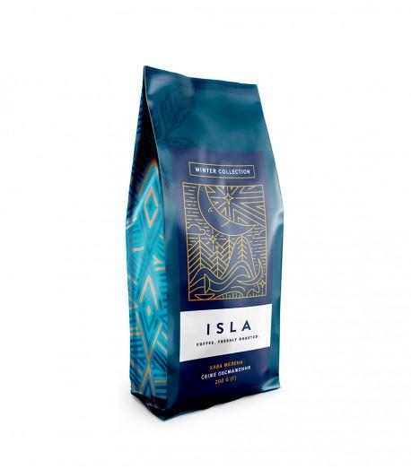 Кава ISLA SL мелена у святковому пакуванні, 200 г (4820189320067)
