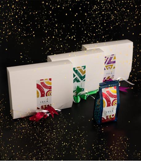 Подарунковий набір ISLA — кава + какао