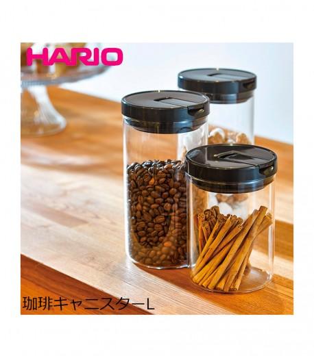 Ємність для зберігання Hario з вакуумною кришкою MCN-300-B
