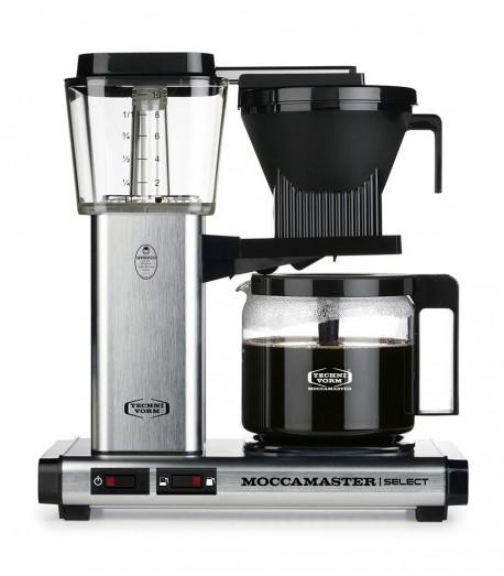 Фільтрова кавомашина Moccamaster KBG 741 Brushed (53979)