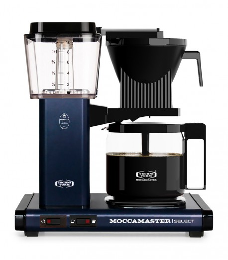 Фільтрова кавомашина Moccamaster KBG 741 Midnight Blue (59584)