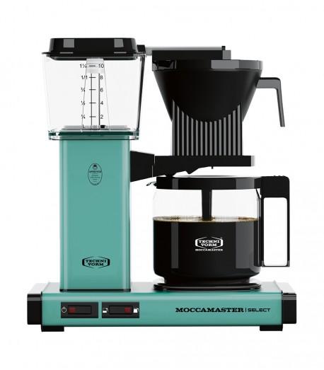 Фільтрова кавомашина Moccamaster KBG 741 Turquoise