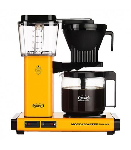 Фільтрова кавомашина Moccamaster KBG Select Yellow Pepper (53984)