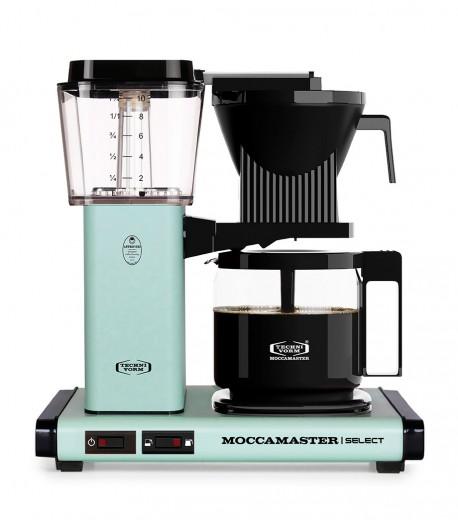 Фільтрова кавомашина Moccamaster KBG Select Pastel Green (53976)