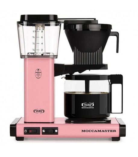 Фільтрова кавомашина Moccamaster KBG Select Pink (53989)