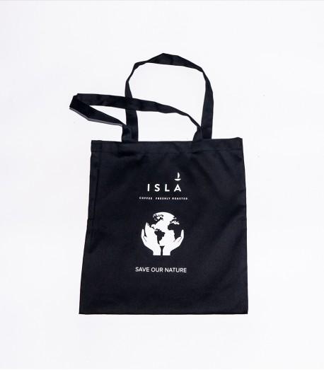 Еко-сумка ISLA, чорна
