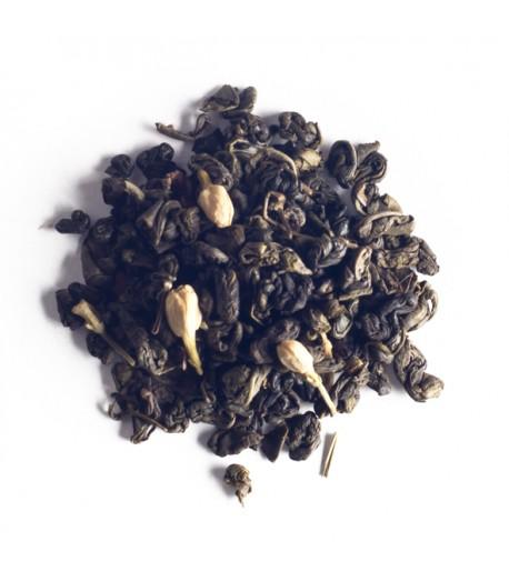 №5 Чай Isla зелений з жасмином, 100 г